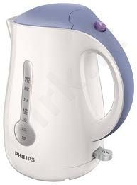 Elektrinis virdulys PHILIPS HD 4677/40 baltas/ violetinis