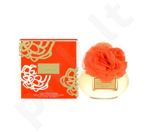 Coach Poppy Blossom, EDP moterims, 100ml