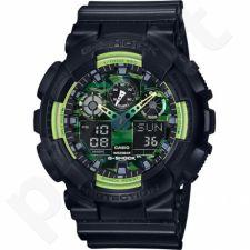 Vyriškas laikrodis Casio G-Shock GA-100LY-1AER