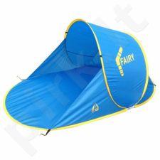 Palapinė pliažui Best Camp Fairy mėlynas 15106