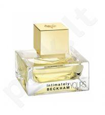 David Beckham Intimately Yours, tualetinis vanduo (EDT) moterims, 15 ml