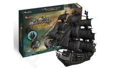 3D dėlionė: Juodabarzdžio laivas