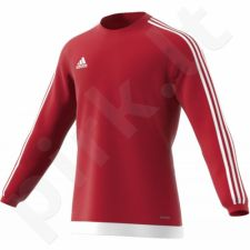 Marškinėliai futbolui Adidas ESTRO 15 JSY L Junior AA3727