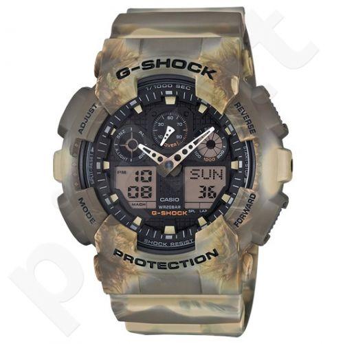 Vyriškas laikrodis Casio G-Shock GA-100MM-5AER