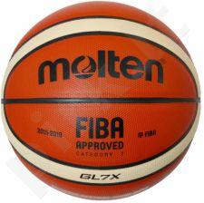 Krepšinio kamuolys competition BGL7X-X FIBA nat. oda