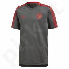 Marškinėliai Adidas Bayern Monachium Junior CW7265