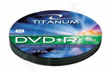 DVD+R TITANUM [ soft pack 10 | 4.7GB | 8x ]