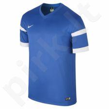 Marškinėliai futbolui Nike TROPHY II M 588406-463