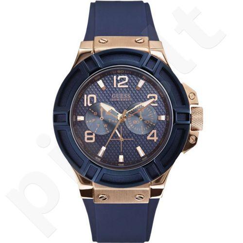 Guess Rigor W0247G3 vyriškas laikrodis
