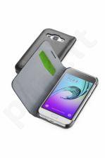 Samsung Galaxy J1(2016) atverčiamas dėklas ESSEN Cellular juodas