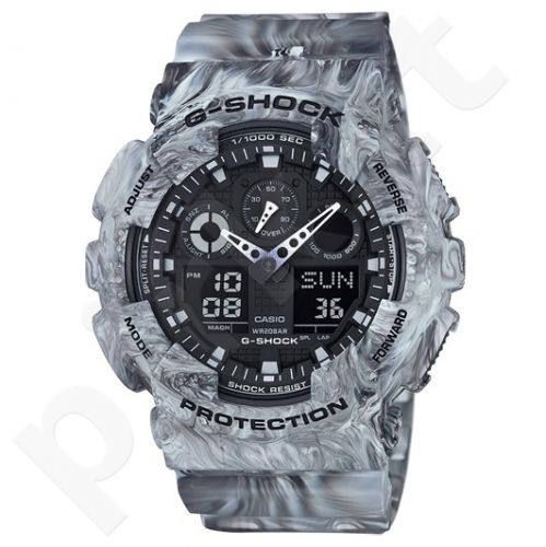 Vyriškas laikrodis Casio G-Shock GA-100MM-8AER