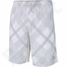 Šortai tenisui Wilson Stretch Woven 9 Plaid Short M WRA735301