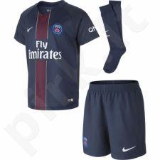 Komplektas futbolininkui Nike PSG Home Kids 776745-411