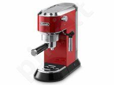 Kavos aparatas Delonghi EC680R raudona