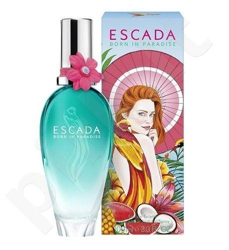 Escada Born in Paradise, EDT moterims, 50ml