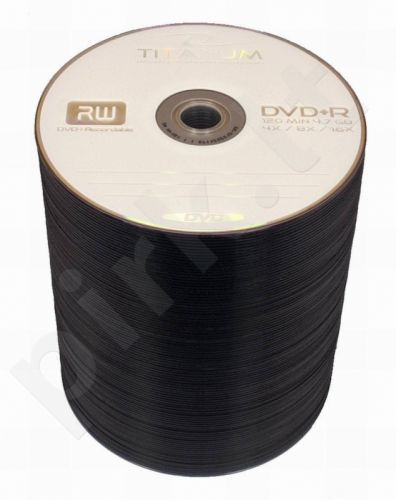 DVD+R TITANUM [ spindle 100 | 4.7GB | 16x ]