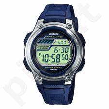 Elektroninis Casio vyriškas laikrodis W-212H-2AVES