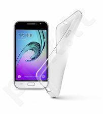 Samsung Galaxy J1(2016) dėklas Shape Cellular permatomas