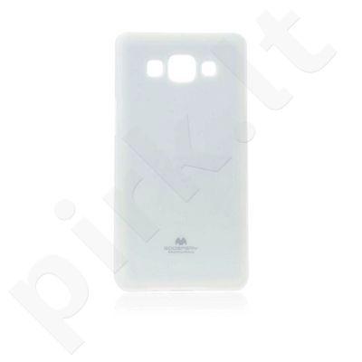 Samsung Galaxy A7 dėklas JELLY Mercury baltas