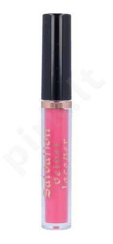 Makeup Revolution London Salvation Velvet Lip Lacquer, kosmetika moterims, 2ml, (Keep Crying For You)