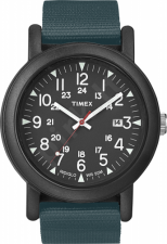Laikrodis TIMEX INDIGLO CAMPER T2N364G