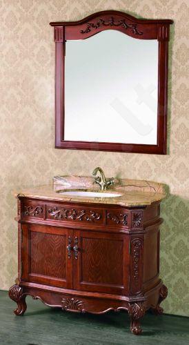 Vonios kambario baldai 8121A su veidrodžiu
