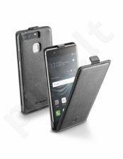 Huawei Ascend P9 atverčiamas į apačią dėklas Essential Cellular juodas