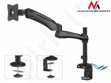 Maclean MC-669B Desk Monitor Bracket 13''-27'' + USB 3.0