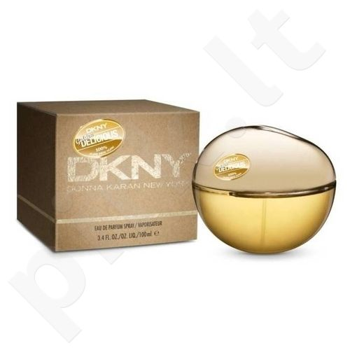 DKNY Golden Delicious, kvapusis vanduo (EDP) moterims, 50 ml