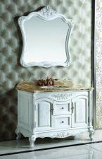 Vonios kambario baldai 9017A su veidrodžiu