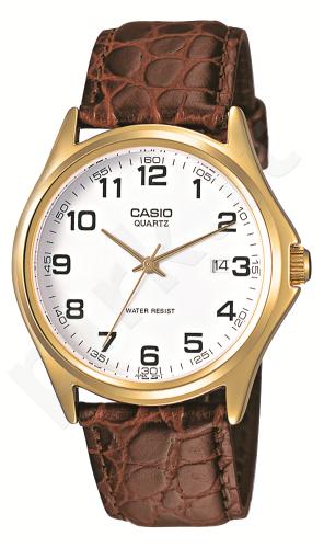 Klasikinis vyriškas Casio laikrodis MTP1188PQ-7BEF