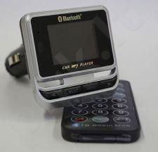 FM modulator (12V , 24V) MP3 with charger