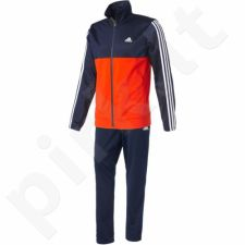 Sportinis kostiumas  Adidas Back 2 Basics 3-Stripes Track Suit M BK4090