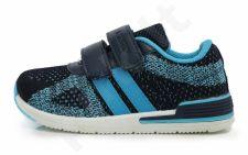 D.D. step tamsiai mėlyni sportiniai bateliai 26-31 d. csb-079am