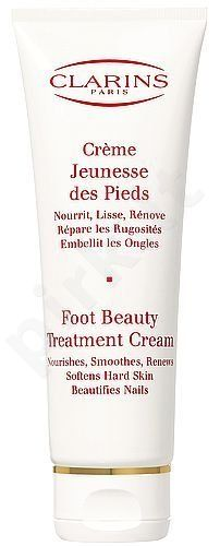 Clarins Specific Care, Foot Beauty Treatment Cream, Foot kremas moterims, 125ml, (Testeris)