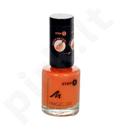 Manhattan Magic Up nagų lakas Step 1, kosmetika moterims, 8ml, (2 Illusionails)