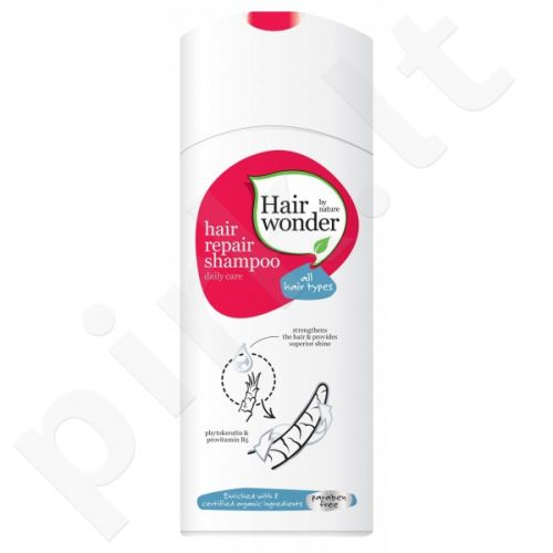 HAIRWONDER  gydomasis šampūnas