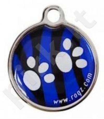 Pakabukas šuniui PASSPORT mažas metalinis