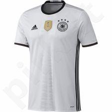 Marškinėliai futbolui Adidas Niemcy/Germany Replika Home Euro 2016 M AI5014