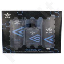 UMBRO Ice rinkinys vyrams, (EDT 75 ml + dušo želė 150 ml + dezodorantas 150 ml)
