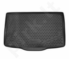 Guminis bagažinės kilimėlis FIAT 500L 2016-> hb ,black /N13012