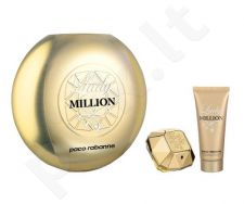 Paco Rabanne (Edp 50ml + 100ml Body lotion) Lady Million, 50ml, kvapusis vanduo (EDP), moterims [Edp 50ml + 100ml Body lotion]