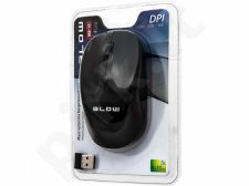 BLOW Optical Wireless Mouse MP-10 USB black