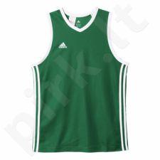 Marškinėliai krepšiniui adidas Youth COMMANDER Junior G76622