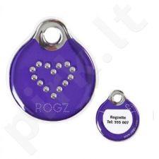 Rogz identifikavimo pakabukas ID27BJ mažas
