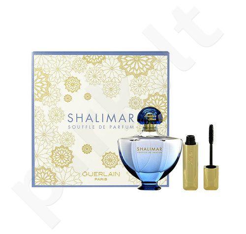 Guerlain Shalimar Souffle de Parfum rinkinys moterims, (EDP 50ml + 8,5ml blakstienų tušas Cils D´Enfer)