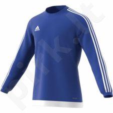 Marškinėliai futbolui Adidas ESTRO 15 JSY L Junior AA3729