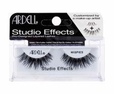 Ardell Studio Effects, Wispies, dirbtinės blakstienos moterims, 1pc, (Black)