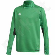 Marškinėliai futbolui Adidas Tiro 17 TRG Topy Junior BQ2760