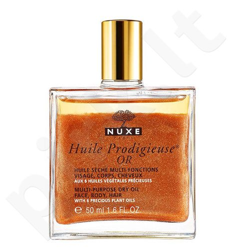 Nuxe Huile Prodigieuse Or Multi Purpose Dry Oil, kosmetika moterims, 50ml